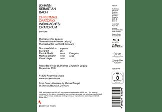 Schwarz/Thomanerchor - J.S.Bach: Weihnachtsoratorium  - (Blu-ray)