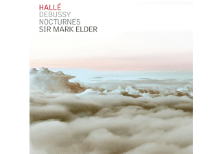 Sir Mark Elder: The Hallé - Nocturnes  - (CD)