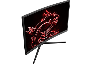 MSI Gaming Monitor Optix G24C4, 23.6 Zoll, FHD, 144Hz, schwarz (9S6-3BA01T-009)