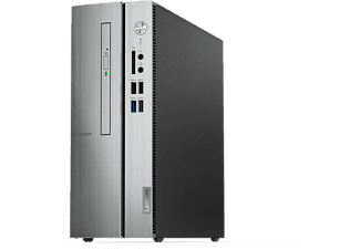 LENOVO IdeaCentre 510S, Desktop PC mit Core™ i3 Prozessor, 8 GB RAM, 512 GB SSD, GeForce GT 730, 2 GB
