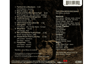 Ezra Big Band Weiss - We Limit Not The Truth Of God  - (CD)