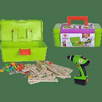EICHHORN Werkzeugbox Konstruktionsspielzeug