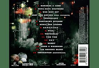 Genetikk - Voodoozirkus  - (CD)