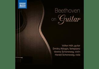 Höh,Volker/Ablogin,Dmitry/Schoneweg,Verena - Beethoven on Guitar  - (CD)