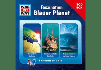 Was Ist Was - Was Ist Was 3-CD Hörspielbox Vol.9-Blauer Planet  - (CD)