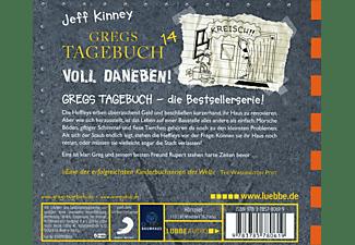 Jeff Kinney - Gregs Tagebuch 14  - (CD)