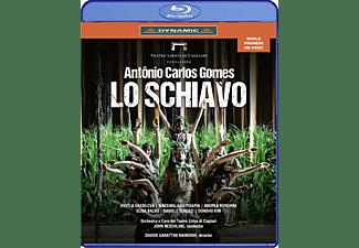 Neschling/Orch.& Chorus of Teatro Lirico Cagliari - Lo schiavo [Blu-ray]  - (Blu-ray)
