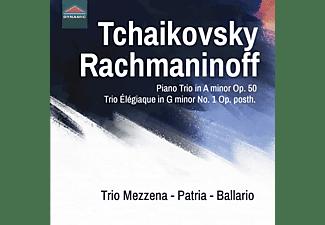 Trio Mezzena/Patria/Ballario - Tschaikowski: Klaviertrio op.50  - (CD)