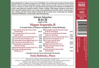 Sonia Rubinsky - Magna Sequentia II  - (CD)
