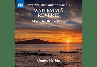 Gunter Herbig - New Zealand Guitar Music,Vol.3  - (CD)
