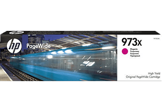 HP 973X Tintenpatrone Magenta (F6T82AE)