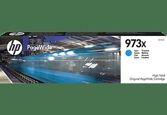 HP 973X Tintenpatrone Cyan (F6T81AE)