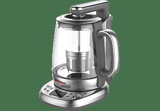 GASTROBACK 42440 Design Tee Automat Advanced Plus Teekocher (2000 Watt , Edelstahl/Schwarz)