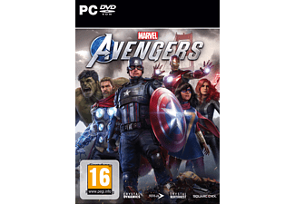 PC - Marvel's Avengers /D