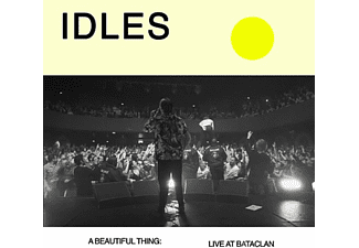 Idles - A Beautiful Thing: Live At Le Bataclan Vinyl