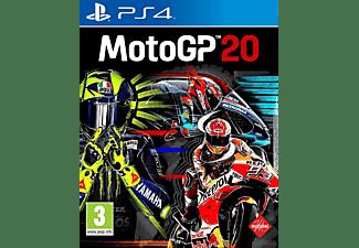 MotoGP 20 NL/FR PS4
