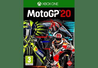 MotoGP 20 NL/FR Xbox One