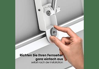 VOGEL´S Thin 445 Wandhalterung, max. 55 Zoll, Schwenkbar, Neigbar, Weiß