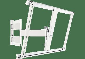 VOGEL´S THIN 545 TV-Wandhalterung für 102-165 cm (40-65 Zoll) Fernseher, drehbar und neigbar Wandhalterung, max. 65 Zoll, Neigbar, Schwenkbar, Weiß