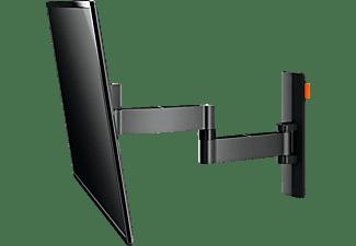 VOGEL´S WALL 3145 TV-Wandhalterung für 48-102 cm (19-40 Zoll) Fernseher, drehbar und neigbar, Wandhalterung, max. 40 Zoll, Schwenkbar, Neigbar, Ausziehbar, Schwarz