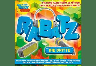 VARIOUS - Radio Teddy-Rabatz Die Dritte  - (CD)