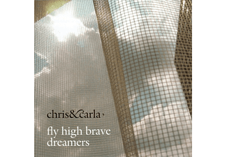 Carla - FLY HIGH BRAVE DREAMERS  - (CD)