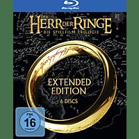 Der Herr der Ringe: Extended Editions Trilogie Blu-ray