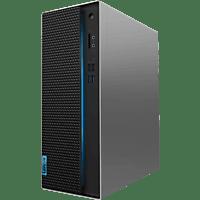 LENOVO IdeaCentre T540 Gaming, Gaming PC mit Ryzen™ 5 Prozessor, 16 GB RAM, 512 GB SSD, GeForce GTX 1650, 4 GB