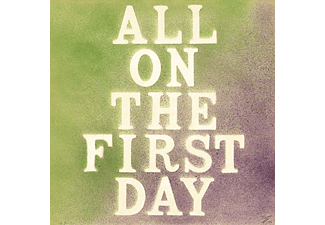 Tony Caro+john - All On The First Day  - (CD)