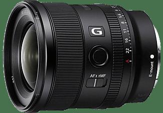 SONY Objektiv FE 20mm 1.8 G, schwarz (SEL20F18G)