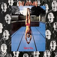 Def Leppard - HIGH 'N' DRY [Vinyl]