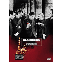 Rammstein - Live Aus Berlin (Unzensiert Inkl.Bück Dich) - [DVD]