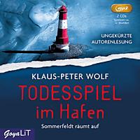 Klaus-peter Wolf - Todesspiel Im Hafen.Sommerfeldt Räumt Auf (Ungekü - (MP3-CD)