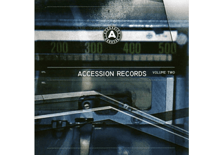 VARIOUS - Accession Records 2  - (CD)