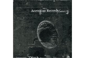 VARIOUS - Accession Records 3  - (CD)
