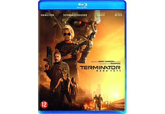Terminator Dark Fate - Blu-ray