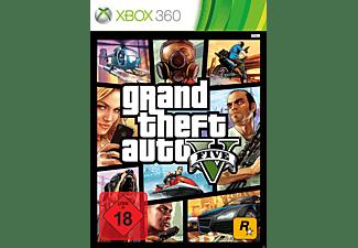 GTA 5 - Grand Theft Auto V - [Xbox 360]