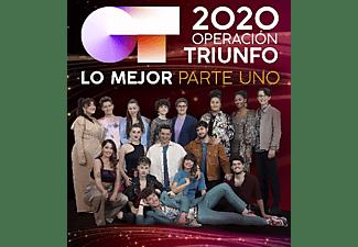OT Operación Triunfo 2020: Lo Mejor (1ª Parte) - CD