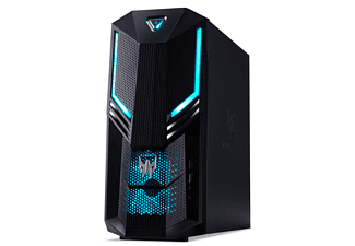 PC gaming - Acer PREDATOR Orion 3000, Intel® Core™ i7-9700, 16GB, 512 SSD, GTX1660 Ti, Windows 10, Negro