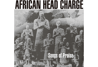 African Head Charge - Songs Of Praise Vinyl