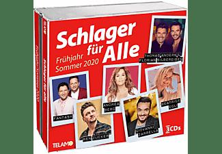 VARIOUS - Schlager für Alle:Frühjahr/Sommer 2020  - (CD)
