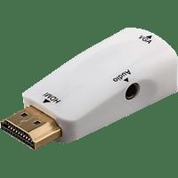 GOOBAY HDMI™/VGA, Adapter