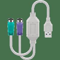 GOOBAY USB auf PS/2 Adapter