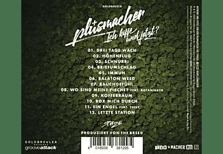 Plusmacher - Ich Kiffe Und Jetzt?  - (CD)