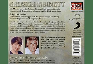 Gruselkabinett - 156/Krabat  - (CD)