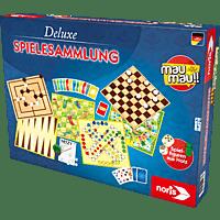 NORIS Deluxe Spielesammlung Spieleklassiker