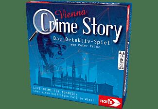 NORIS Crime Story - Vienna Kartenspiel Mehrfarbig
