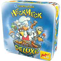 NORIS Heckmeck Deluxe Würfelspiel, Mehrfarbig
