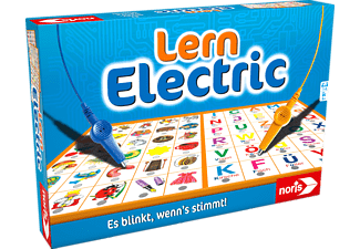 NORIS Lern-Electric Lernspiel Mehrfarbig