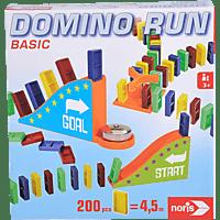 NORIS Domino Run Basic Geschicklichkeitsspiele, Mehrfarbig